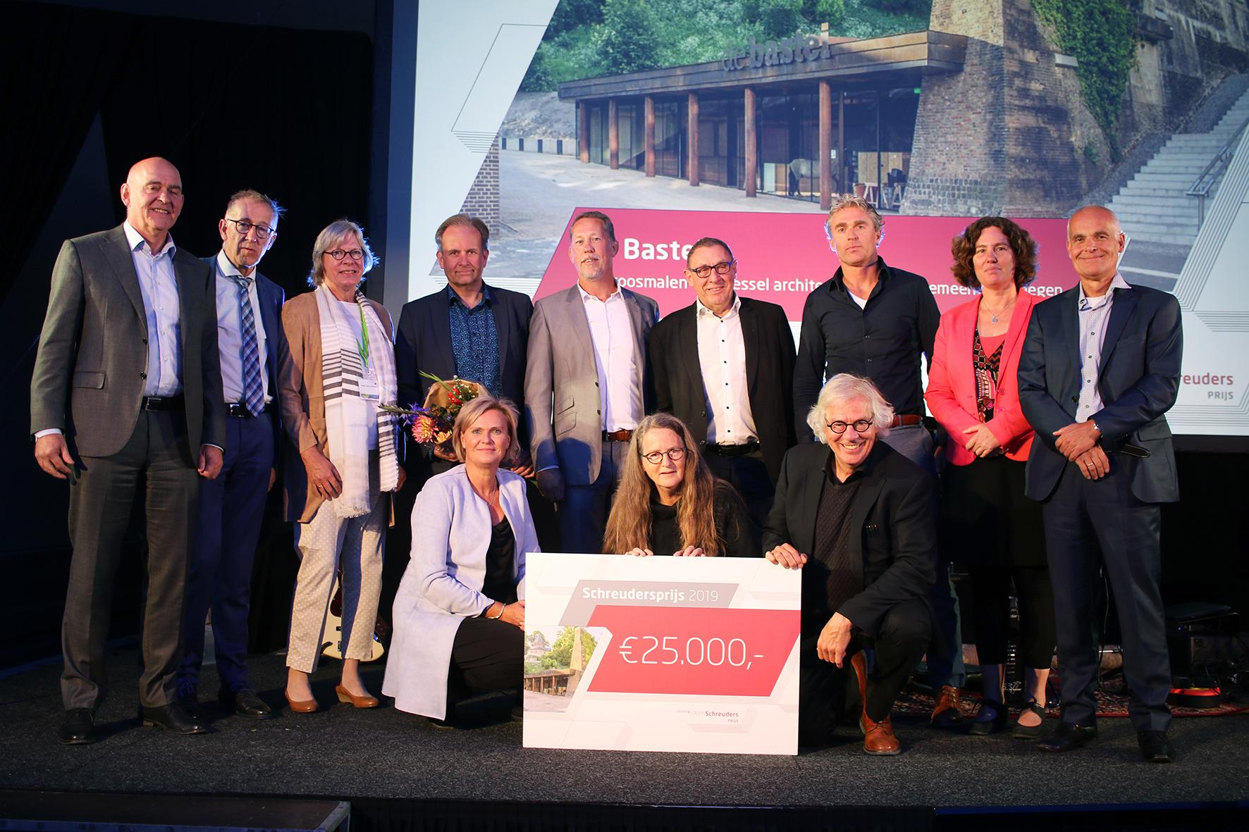winnaars schreuder prijs 2019