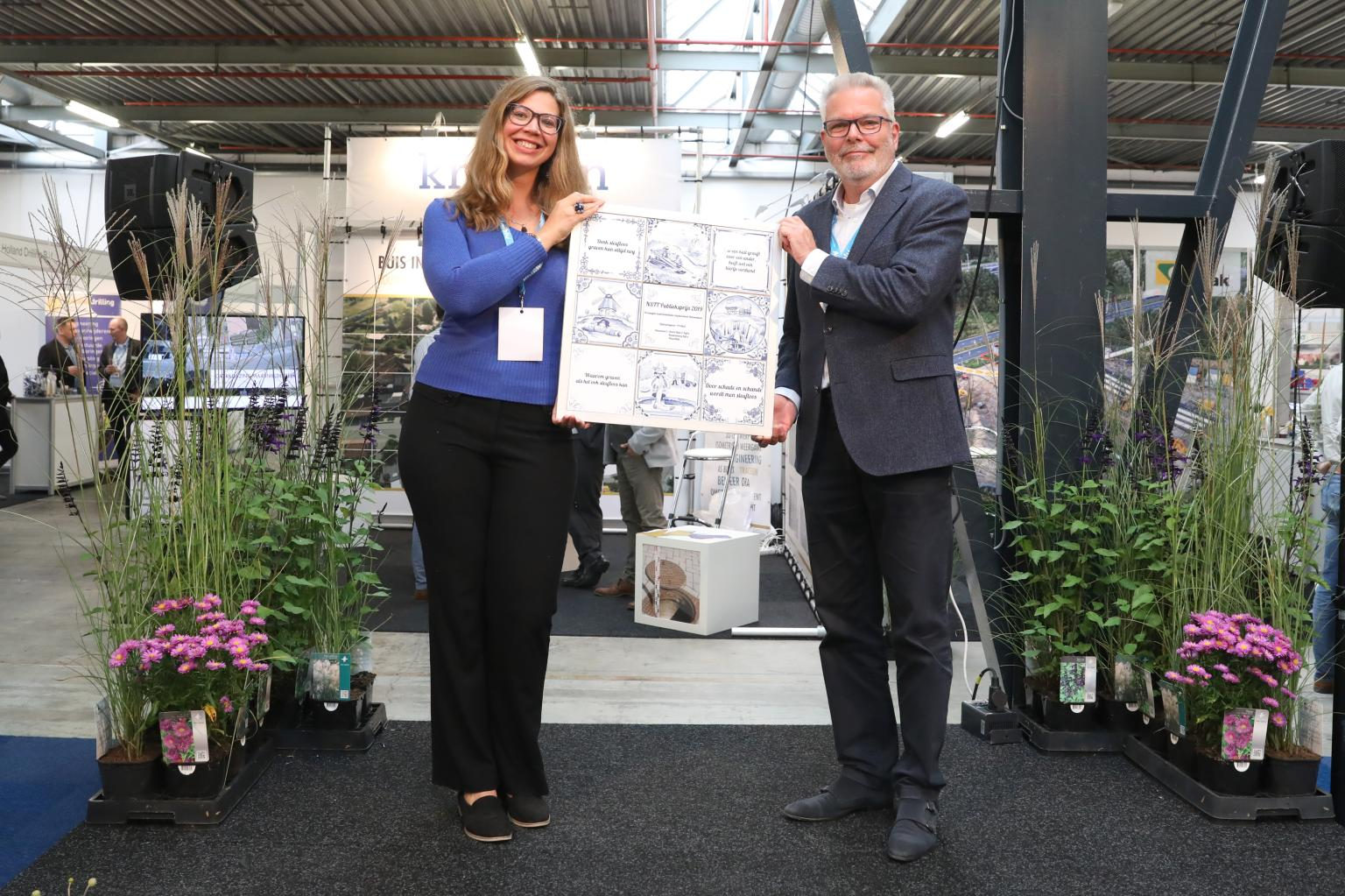 No-dig 2019 award publiek